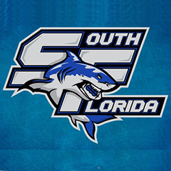 South Florida Sharks - Blue